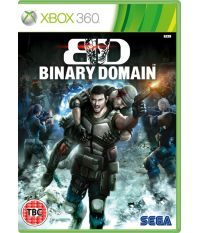 Binary Domain: Limited Edition (Xbox 360)
